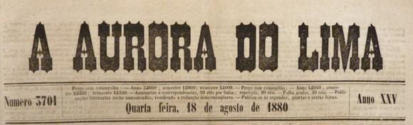 A Aurora do Lima (1)