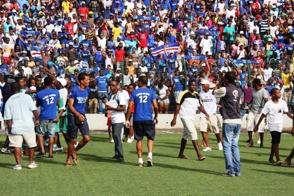 Cabo Verde X Zimbabué