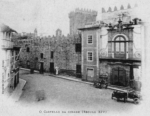 Braga, Castelo da Cidade075