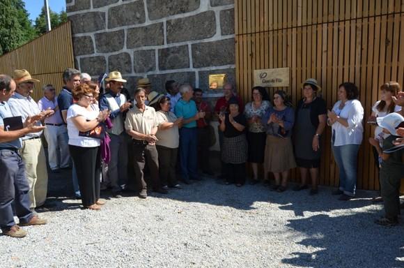 Inauguração Casa do Pão