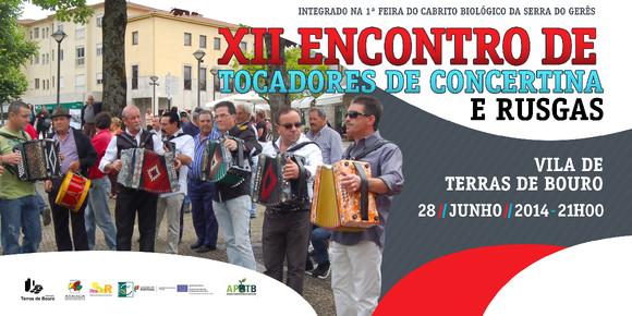 XII Encontro de Concertinas-2014