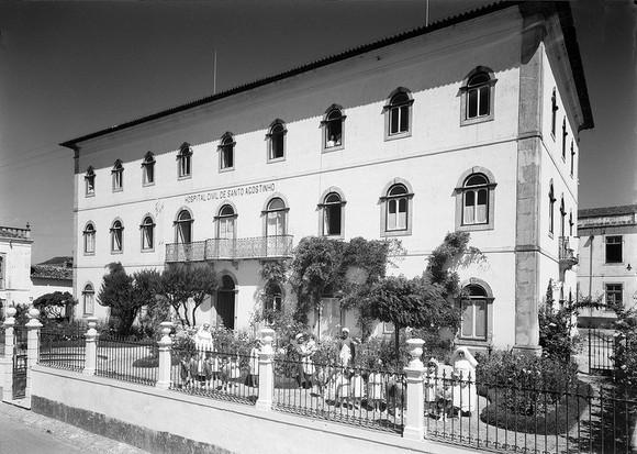 Resultado de imagem para imagens hospital de Ourém