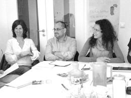 Reunião do Grupo Comunitário do Bairro do Armador