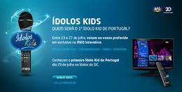 Ídolos Kids – Vera Jorge é a 8.ª Finalista