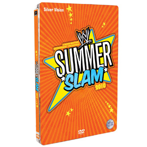 DVD WWE Summerslam 2010