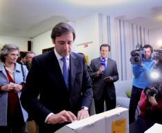 Passos Coelho votava para uma nova fase do PSD...