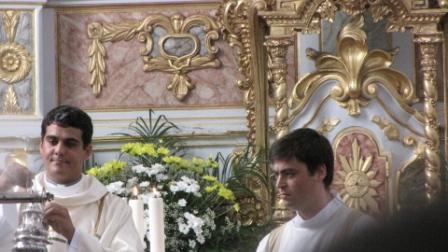 Boas Vindas de Boelhe ao Padre Ilídio 18 Set