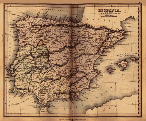 -Mapa de Hispânia