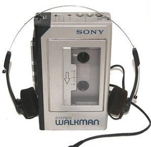 O Walkman passará a ser uma imagem do passado...