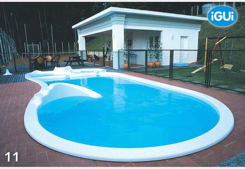 Piscinas igui maia for Modelos de piscinas caseras