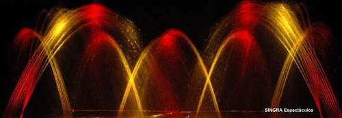 Aguas Dancantes