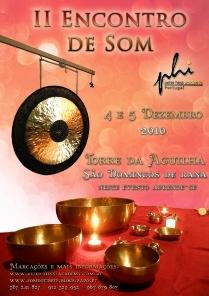 segundo encontro do som organizado pela Academia Peter Hesse Portugal