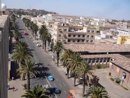 Asmara, Eritreia