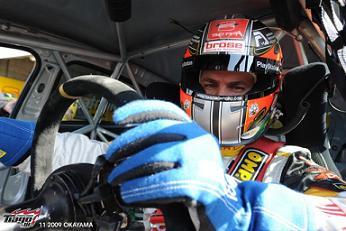 Tiago Monteiro termina este fim-de-semana a sua terceira temporada no WTCC...