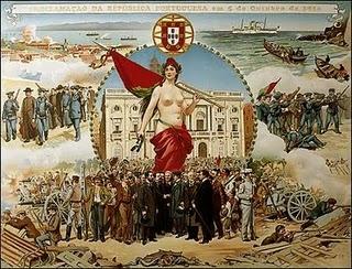 Proclamação da República Portuguesa em 5 de Outubro de 1910