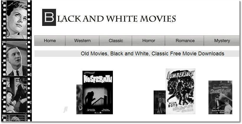 download baixar filmes preto e branco