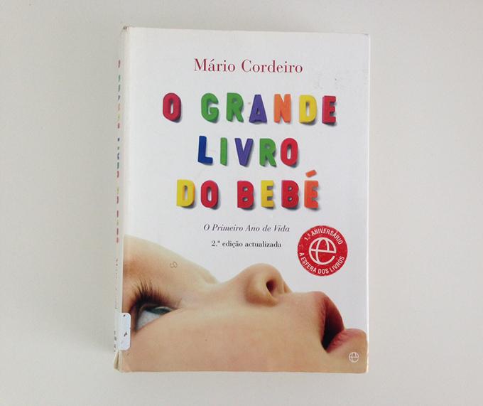 O Grande Livro do Bebé, do pediatra Mário Cordeiro