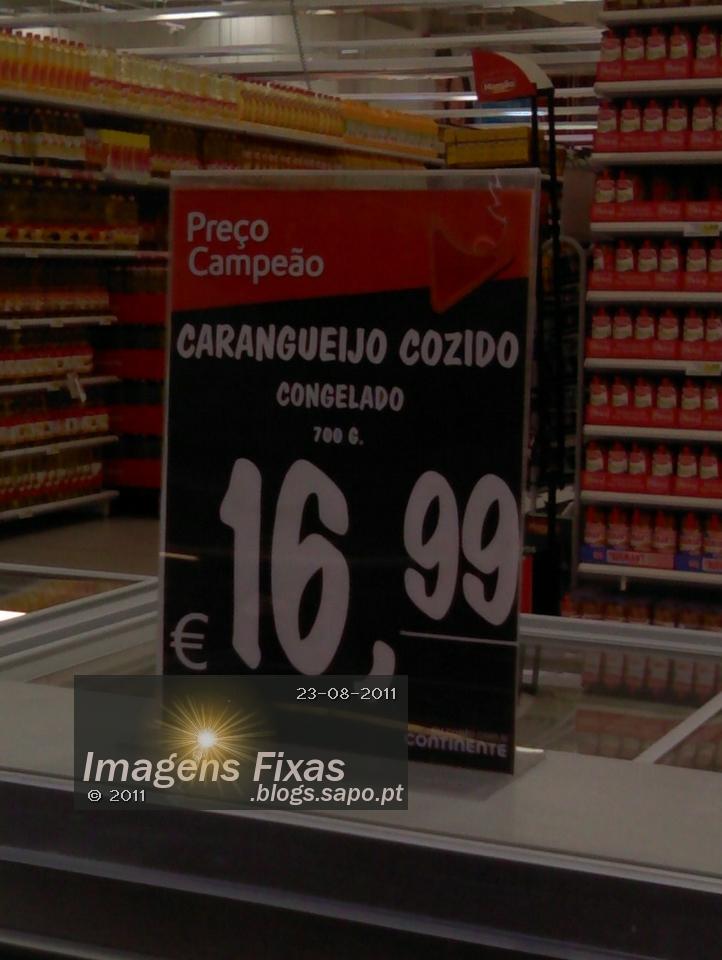 Carangueijo?