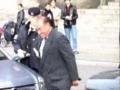 Presidente italiano apanhado