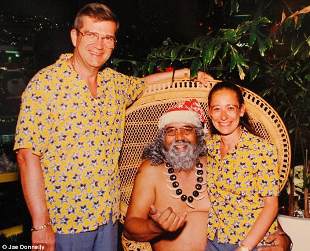 casal veste mesma roupa durante anos