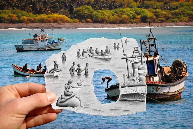 IMAGENS: Fotografias Versus Desenhos... Tens 1 preferida?  16331471_l77Sf