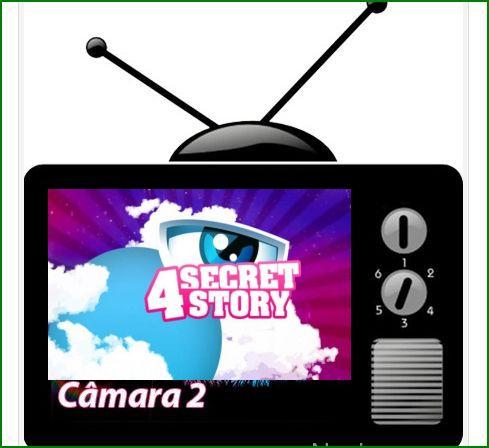 ASSISTA À CASA DOS SEGREDOS 4 - SECRET STORY 4 EM DIRECTO PELA