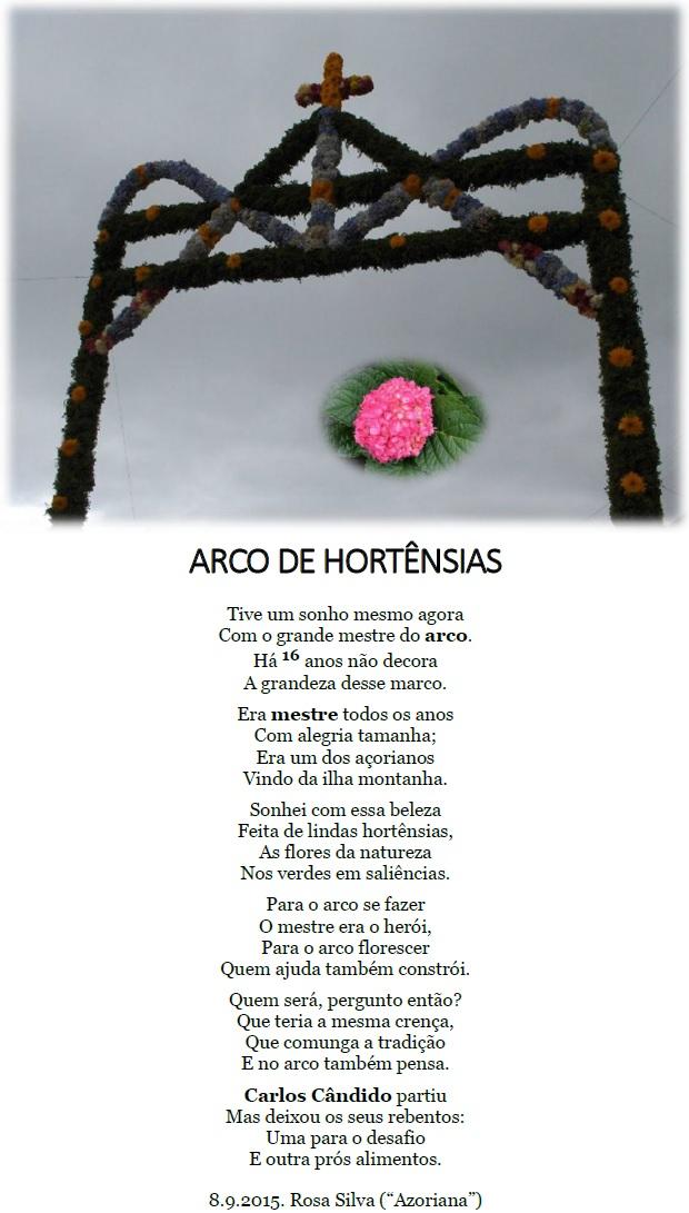 Arco de Hortênsias
