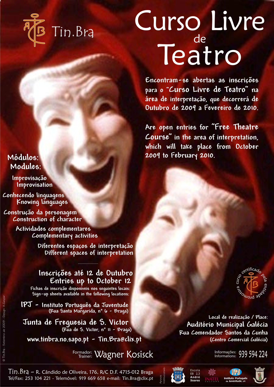 Curso Livre de Teatro II