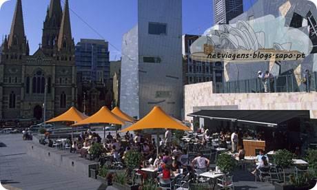 Melbourne - cidades com qualidade de vida